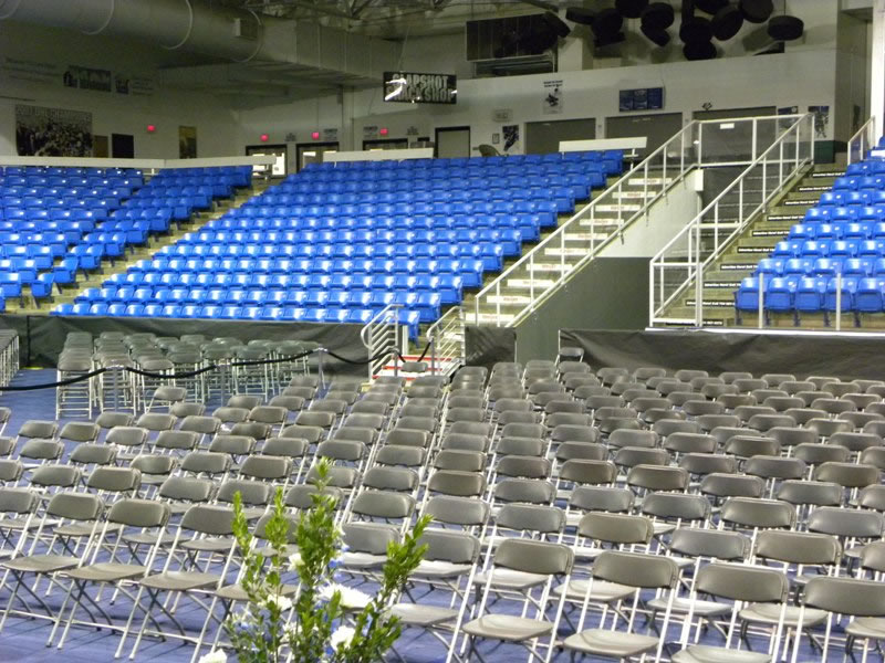 Chair Rental from Performance Staging