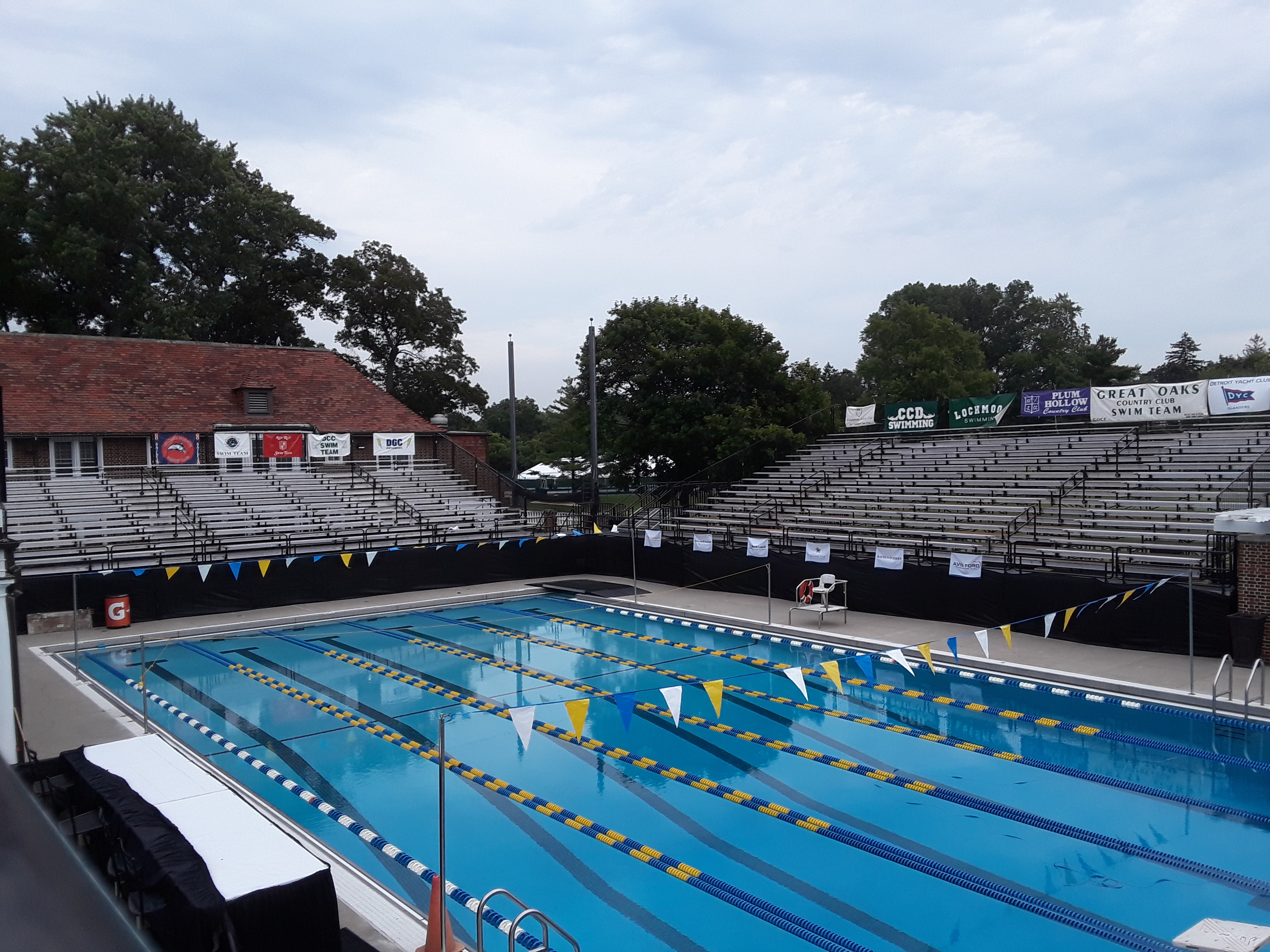 VIP Seating and Grandstand Seating Rental by Performance Staging