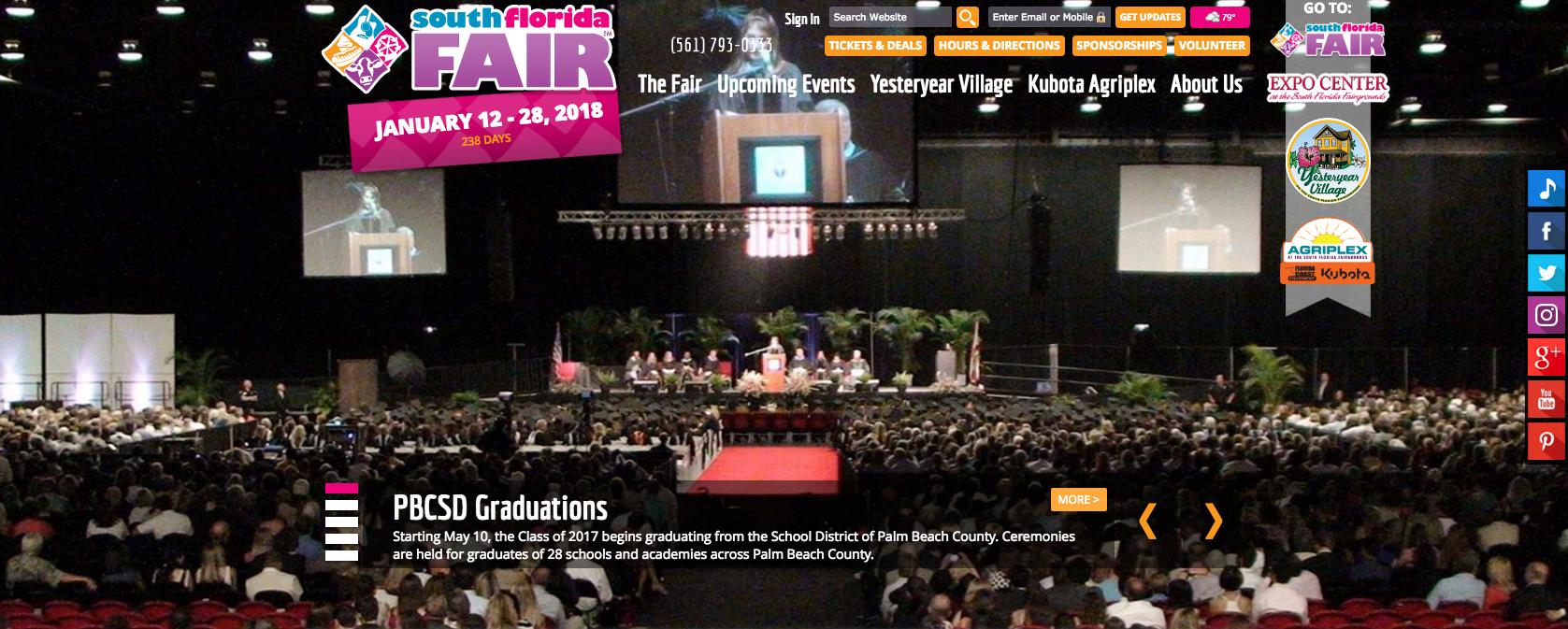 Graduations Ceremonies Palm Beach County